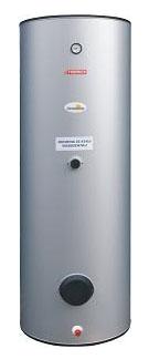 Zbiornik ciepłej wody ze stali nierdzewnej firmy Termica